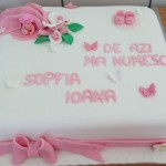 unique, professional, fresh christening cakes dublin