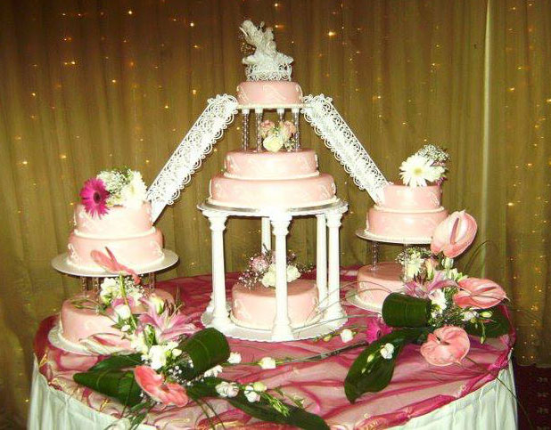 unique wedding cakes dublin ireland