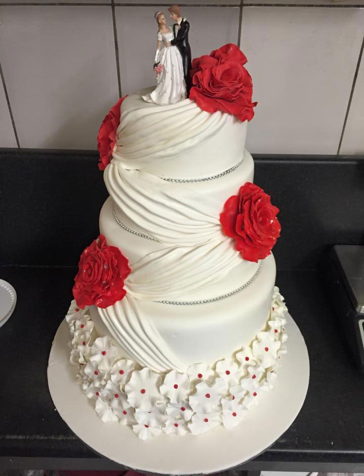 delicious wedding cakes dublin ireland