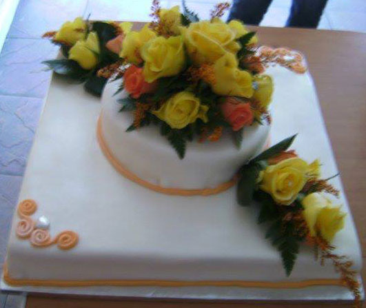 personalised wedding cakes in dublin ireland