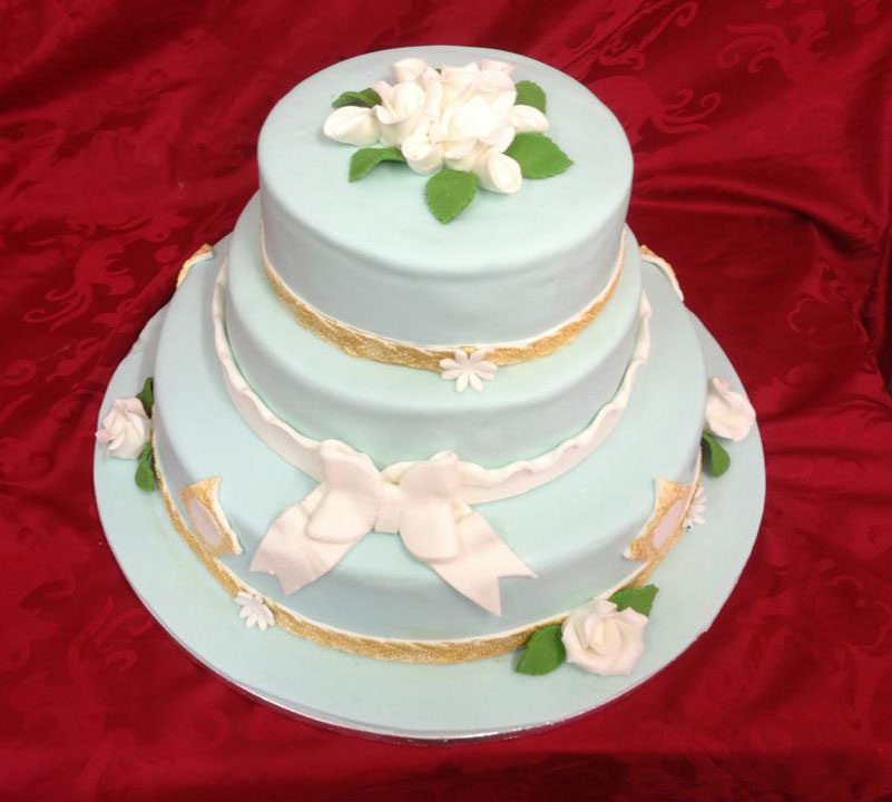 unique fresh made wedding cakes in dublin